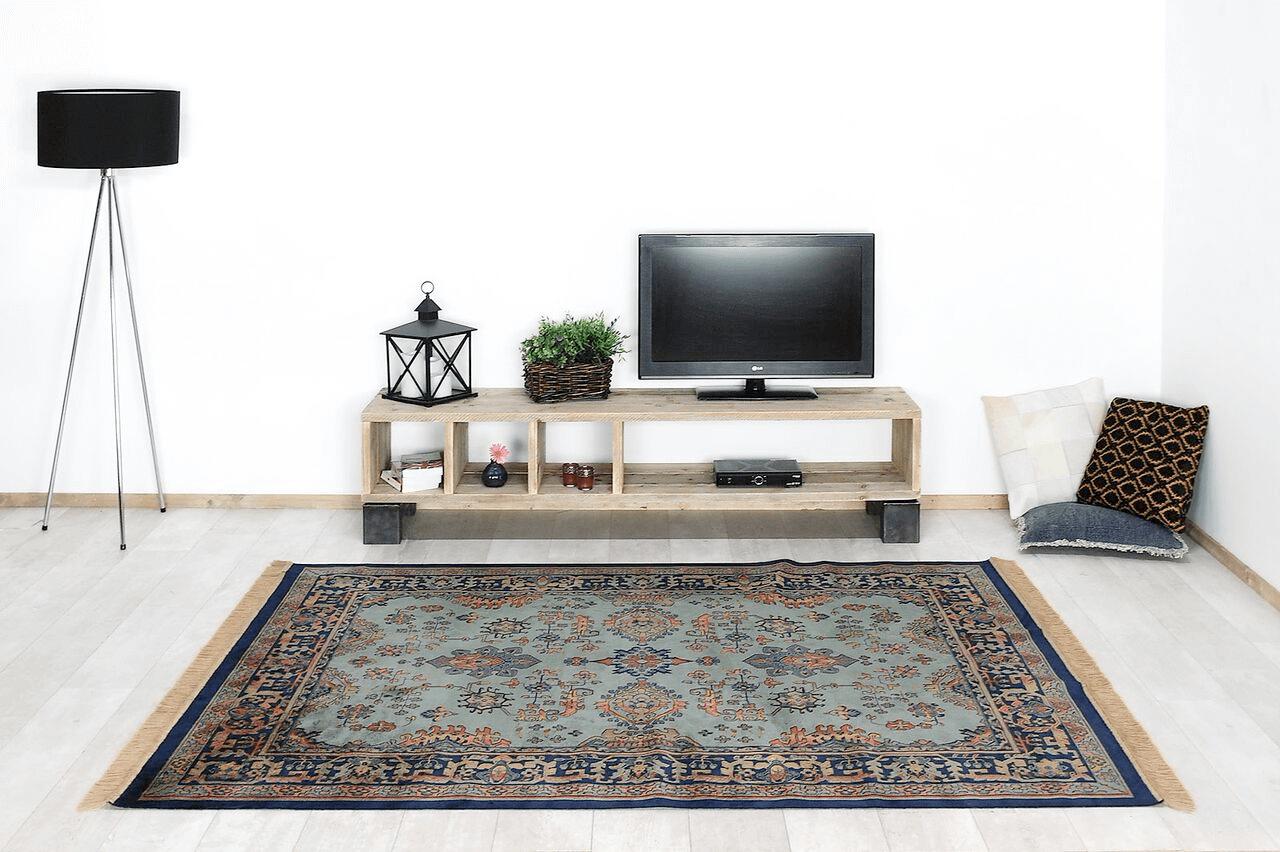 Steigerhouten Tv Kast : Steigerhouten tv meubel aragon industriëlemeubelshop