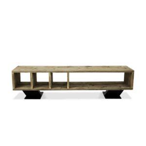 industriële steigerhouten tv meubel Ariton