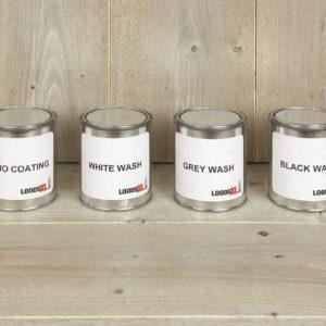Nano coating en wassing voor steigerhouten meubelen