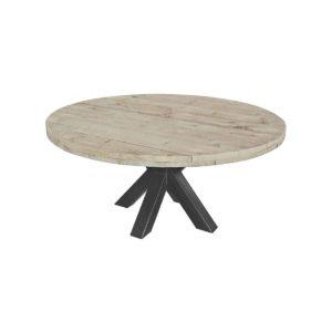 Steigerhouten tafel Burley
