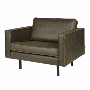 Be Pure Home Rodeo fauteuil - legergroen
