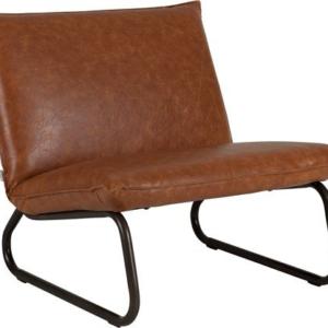D-Bodhi fauteuil Yarra - cognac