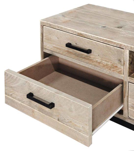 Steigerhouten tv meubel Yeso