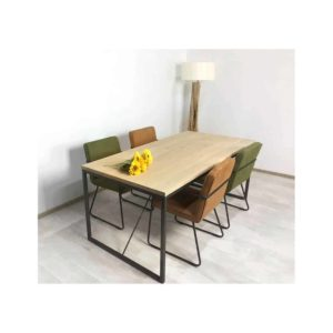 Eikenhouten tafel Rago