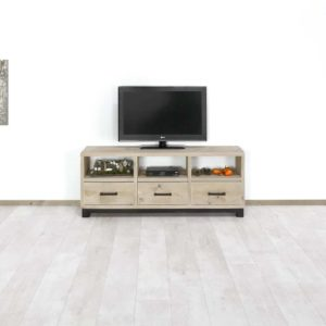 Steigerhouten TV meubel Marne