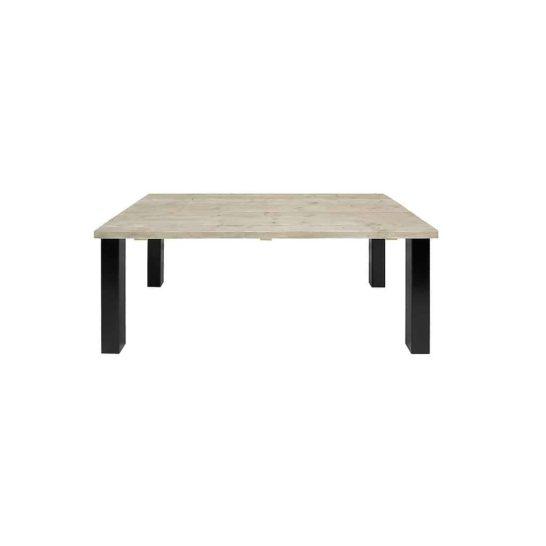 Steigerhouten tafel Elco
