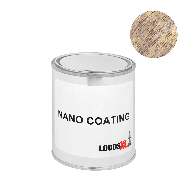 Vuil- en waterafstotende nano coating