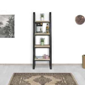 Steigerhouten ladder Dotty