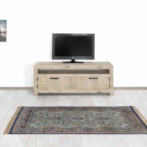 Steigerhouten TV meubel Napa