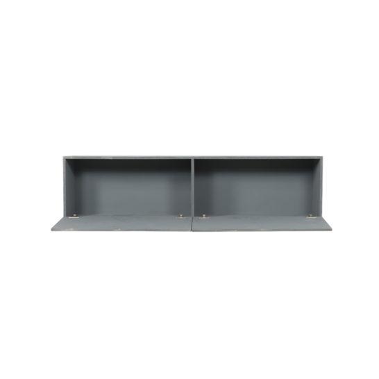 Betonlook TV meubel Lipan met kleppen