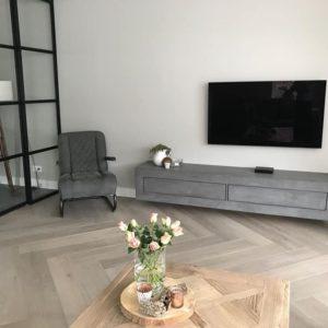 Betonlook TV meubel Maloy