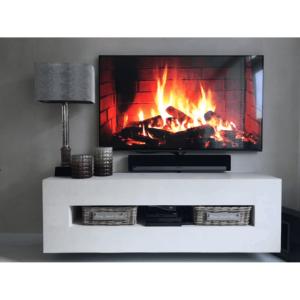 Betonlook TV meubel Tolar