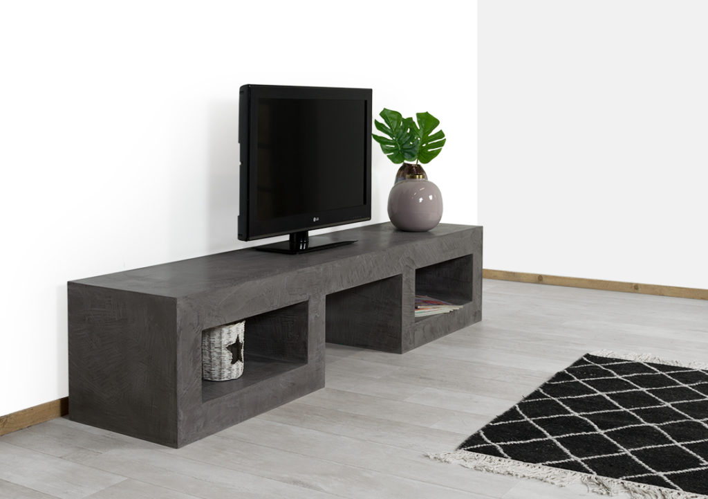 Betonlook TV meubel Filer