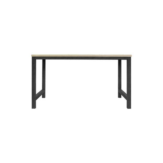 Steigerhouten tafel Mendon