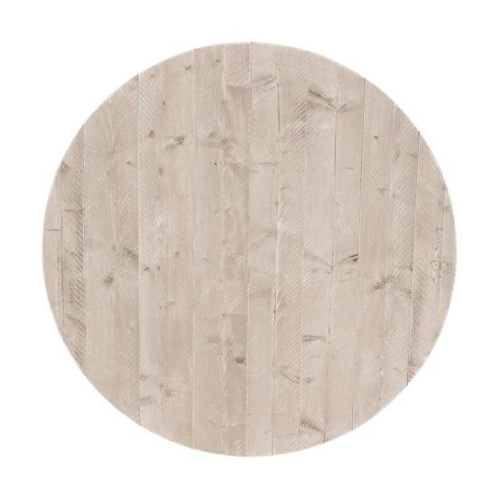 Steigerhouten tafel Carmi