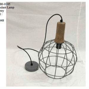 Industriele lamp - 0185