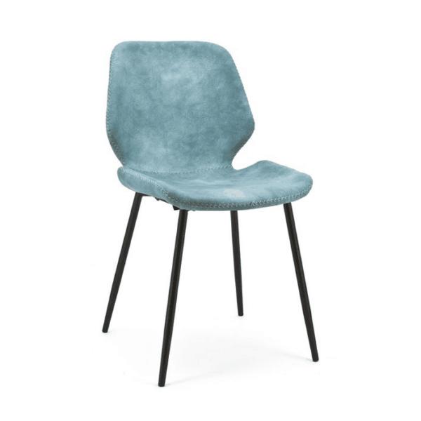 By-boo stoel seashell - blauw
