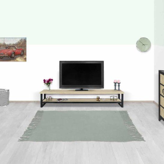 Eikenhouten TV meubel Nunda