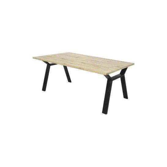 Eikenhouten tafel Wixom