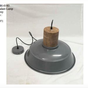 Industriele lamp - 0183