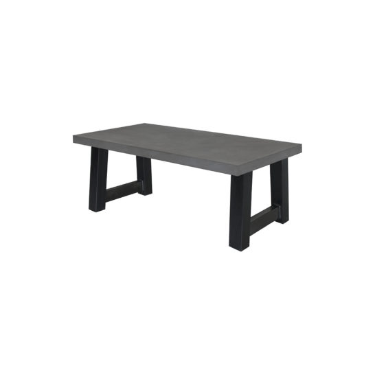 Betonlook tafel Anoka