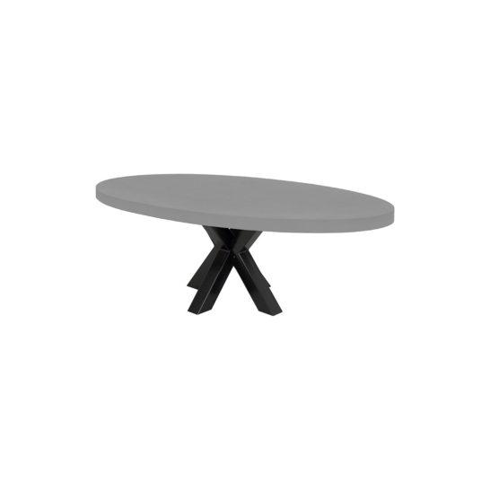 Betonlook tafel Noxen