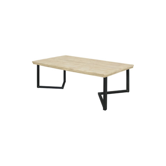 Steigerhouten tafel Silva