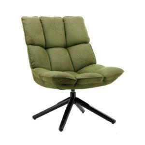 Eleonora fauteuil Daan - groen