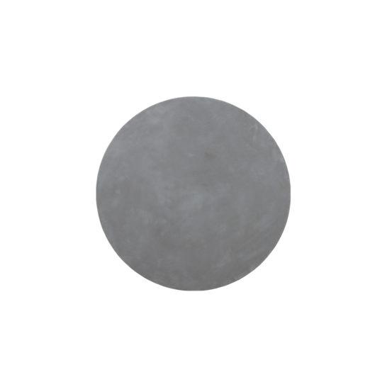 Rond betonlook tafelblad op maat