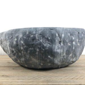 Natuursteen waskom | W052 | 41 x 38 x 15,5 cm