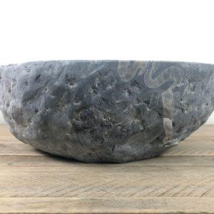 Natuursteen waskom | W061 | 41 x 35 x 15 cm
