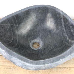 Natuursteen waskom | W074 | 40,5 x 35,5 x 15 cm