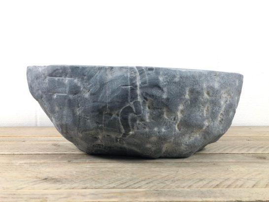 Riviersteen waskom | W089 | 41 x 34,5 x 15 cm