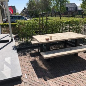 Picknick tafel Arthur