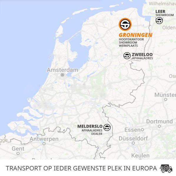 3 afhaallocaties Industrielemeubelshop van LoodsXL