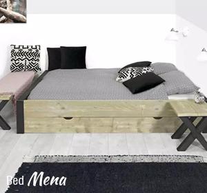 Bed Mena
