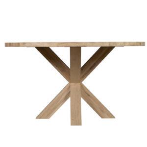 Eikenhouten tafel Sene